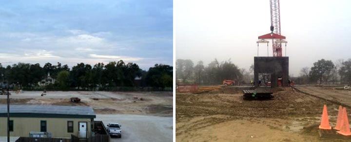 Our New Building is Finally Going Up!
